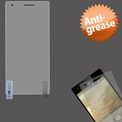 ZTE Warp Elite Anti-grease LCD Screen Protector/Clear