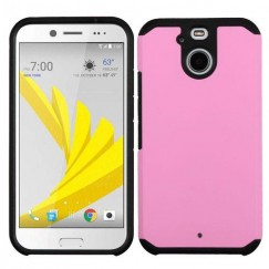 HTC Bolt Pink/Black Astronoot Phone Case