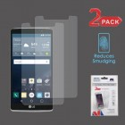 LG G Stylo Anti-grease LCD Screen Protector/Clear (2-pack)