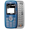 LG LX260 Rumor Bluetooth Camera MP3 phone for Sprint in BLUE