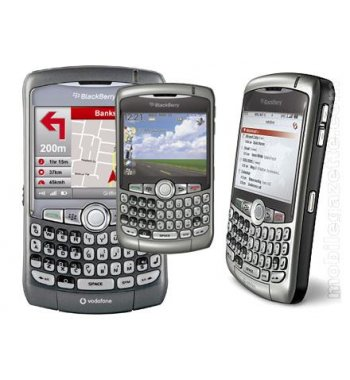 Blackberry Curve 8310 Bluetooth Camera PDA GPS Phone ATT