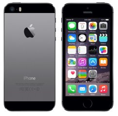 Apple iPhone 5s 32GB - Cricket Wireless Smartphone in Space Gray