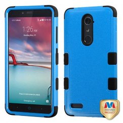 ZTE Grand X Max 2 Natural Dark Blue/Black Hybrid Case