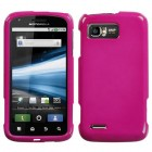 Motorola Atrix 2 Solid Hot Pink Case