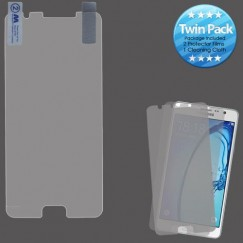 Samsung Galaxy On7 Screen Protector Twin Pack