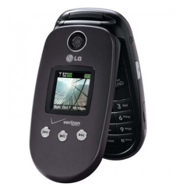 LG VX8350 Bluetooth Music Video Camera Phone Verizon