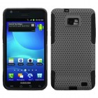 Samsung Galaxy S2 Gray/Black Astronoot Case