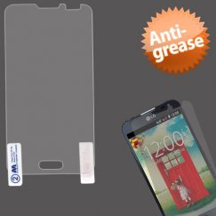 LG Optimus L70 Anti-grease LCD Screen Protector/Clear