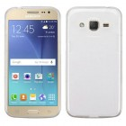 Samsung Galaxy J2 Glossy Transparent Clear Candy Skin Cover
