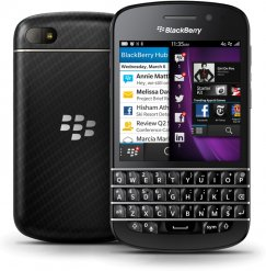 Blackberry Q10 16GB Smartphone for Verizon - Black