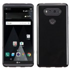 LG V20 Glossy Jet Black Candy Skin Cover