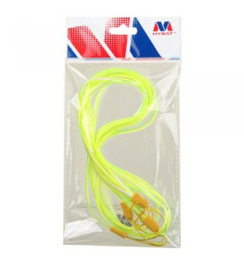 (5PCS)Fluorescent Yellow TPU Lanyard (17.75inch)