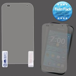 Kyocera Hydro Edge Screen Protector Twin Pack