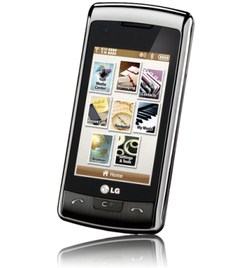 LG VX11000 enV Touch Bluetooth Music TXT Phone Verizon