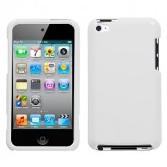 Apple iPod Touch (4th Generation) Solid Ivory White Case
