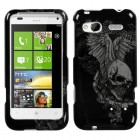 HTC Radar Skull Wing Case