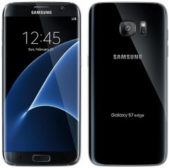 Samsung Galaxy S7 Edge (Global G935K) 32GB - Straight Talk Wireless Smartphone in Black