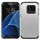 Samsung Galaxy S7 Edge Silver/Black Astronoot Phone Protector Cover