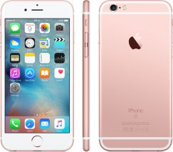 Apple iPhone 6s 128GB Smartphone - Ting - Rose Gold