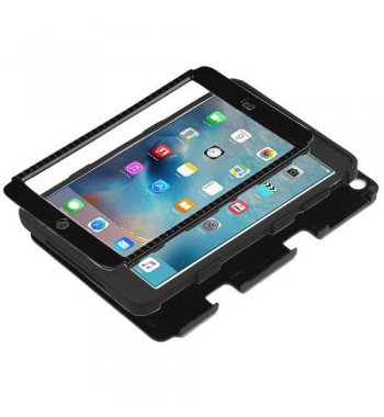 AppleiPad Mini 3rd Gen Natural Black/Black Hybrid Case with Stand