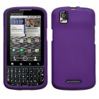 Motorola Droid Pro Grape Phone Protector Cover(Rubberized)