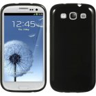 Samsung Galaxy S III TPU Jelly Skin, Black