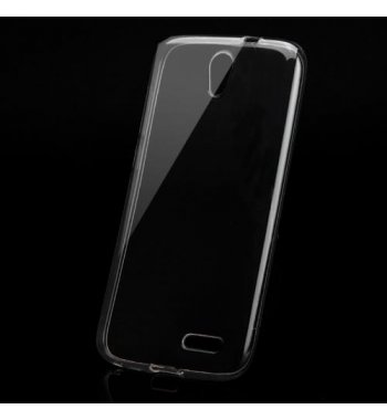 ZTE Grand X 3 / Warp 7 Glossy Transparent Clear Candy Skin Cover