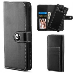 Samsung Galaxy Note 8 Black Detachable Magnetic 2-in-1 Wallet