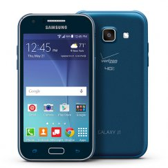 Samsung Galaxy J1 SM-J100VPP 3G Android Phone - Verizon Prepaid - Blue