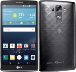 LG G Vista 2 16GB H740 Android Smartphone - Unlocked GSM - Black