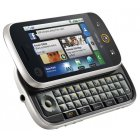 Motorola Cliq Bluetooth WiFi GPS 3G White Phone TMobile