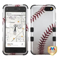 Amazon Amazon Fire Phone Baseball-Sports Collection/Black Hybrid Case