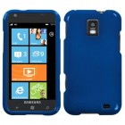 Samsung Focus S Solid Dark Blue Phone Protector Cover