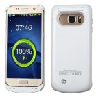Samsung Galaxy S7 4200 mAh White Quantum Energy Battery Case