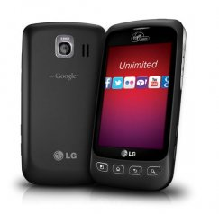 LG Optimus V VM670 Android Smartphone for Virgin Mobile - Black