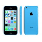 Apple iPhone 5c 16GB 4G LTE with iSight Camera in Blue AT&T Wireless