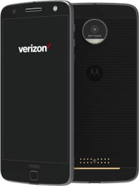 Motorola Moto Z Force XT1650-02 Android Smartphone for Verizon - Lunar Gray