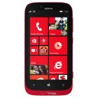 Nokia Lumia 822 RED Windows Phone 4G LTE 8MP Camera Verizon