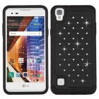 LG X Style / Tribute HD Black/Black FullStar Case