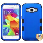 Samsung Galaxy Core Prime Titanium Dark Blue/Black Hybrid Case