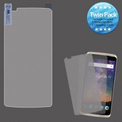 ZTE Axon Pro Screen Protector Twin Pack