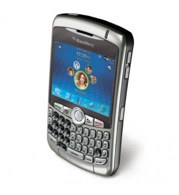 Blackberry 8320 for T Mobile in Grey
