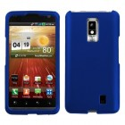 LG Spectrum Titanium Solid Dark Blue Case
