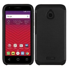 Alcatel Ideal / Streak / Dawn / Acquire Black/Black Astronoot Case