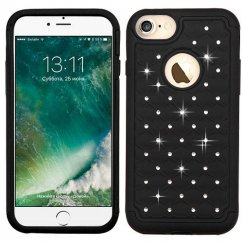 Apple iPhone 7 Black/Black FullStar Case