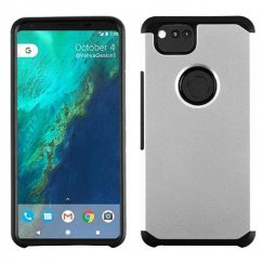 Google Pixel 2 Silver/Black Astronoot Phone Case