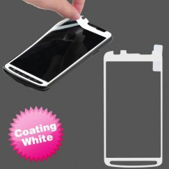 Samsung Galaxy S4 Active SGH-i537 Coating Screen Protector/ White
