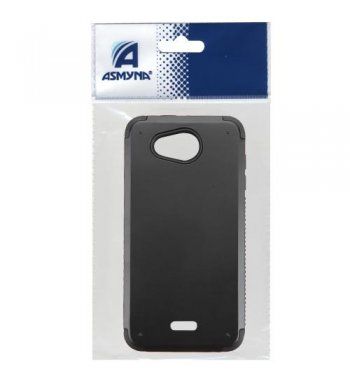 Kyocera Wave / Hydro Air Black Inverse Advanced Armor Stand Case