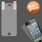 Apple iPhone 5/5s Anti-grease LCD Screen Protector/Clear