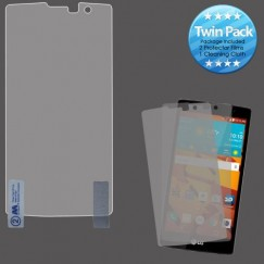 LG LS751 Volt 2 Screen Protector Twin Pack